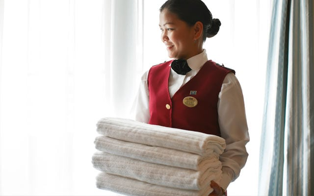 housekeeping department how to get a housekeeping job