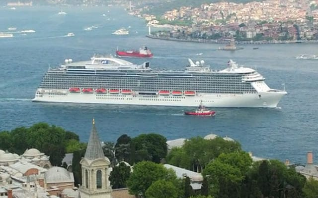 cruise management information and decision support systems