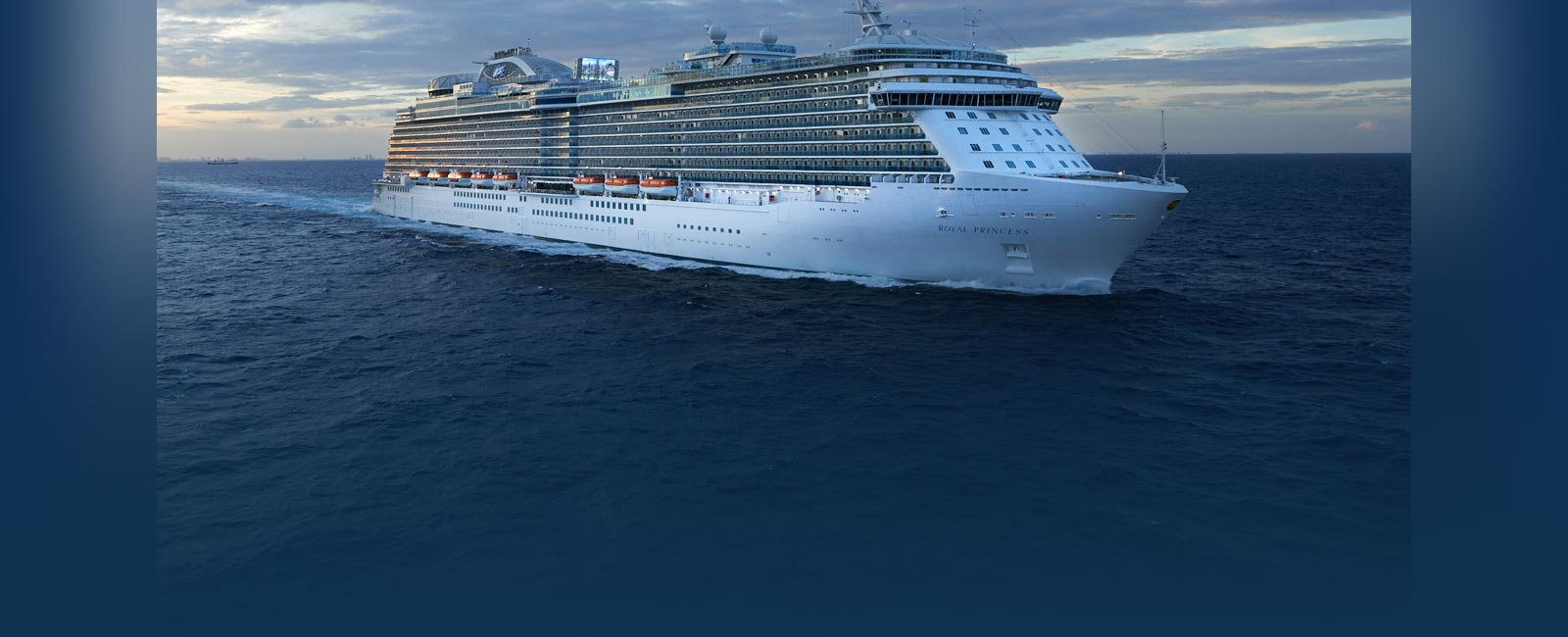 Cruise Ship – Princess Cruises