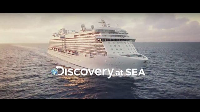 Discovery at Sea TV Spot
