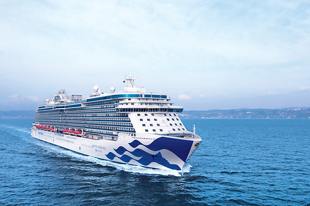 Travel The World Come Back New Princess Cruises