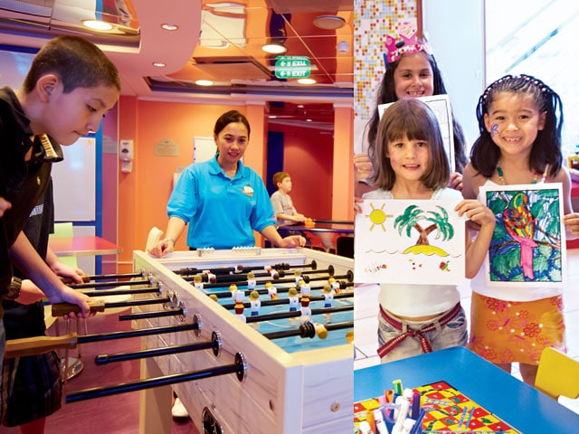 Onboard Activities for Kids – Princess Cruises