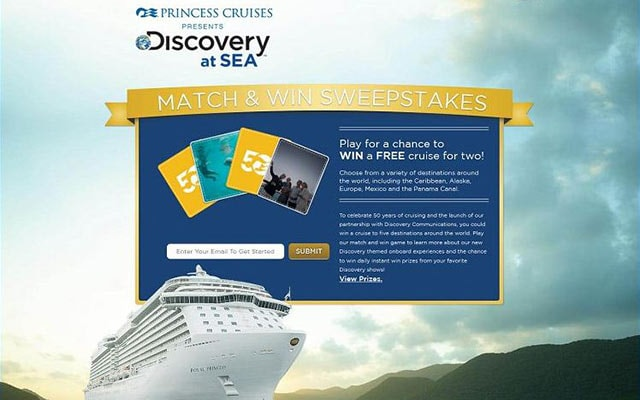 Discovery Match & Win