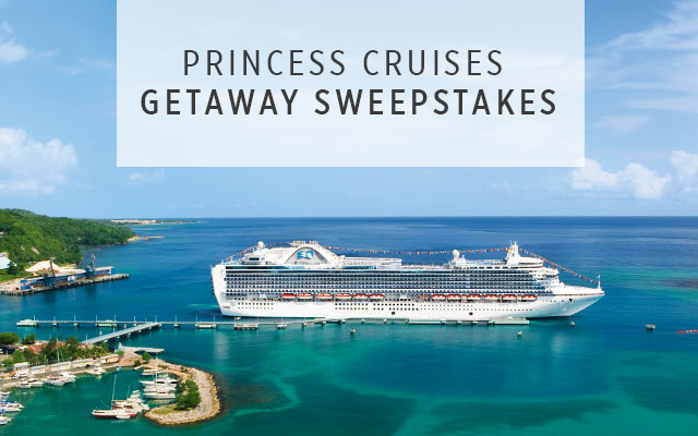 2016 Princess Getaway Sweepstakes