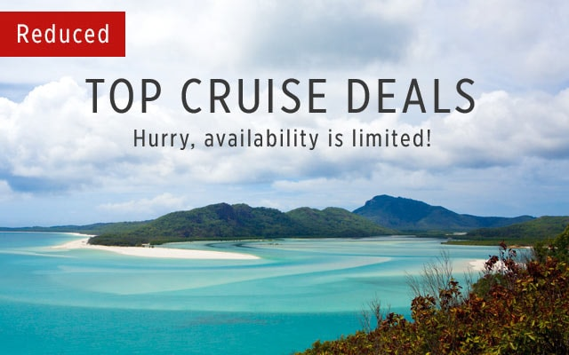 View Cruise Deals Take Advantage Of Last Minute