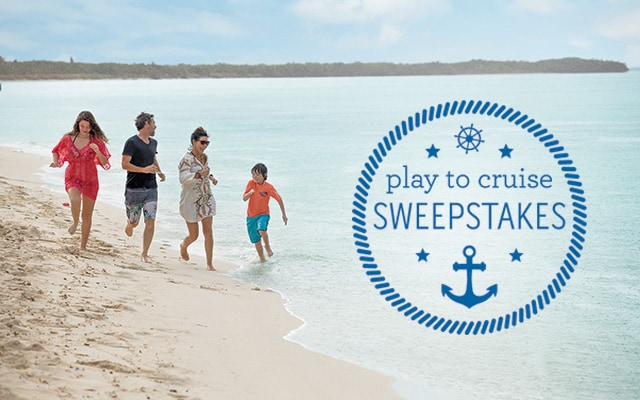 Lucky magazine sweepstakes contests