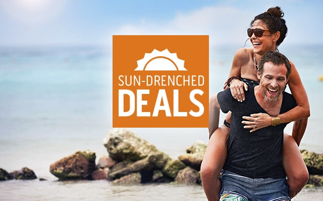 Sun Drenched Deals