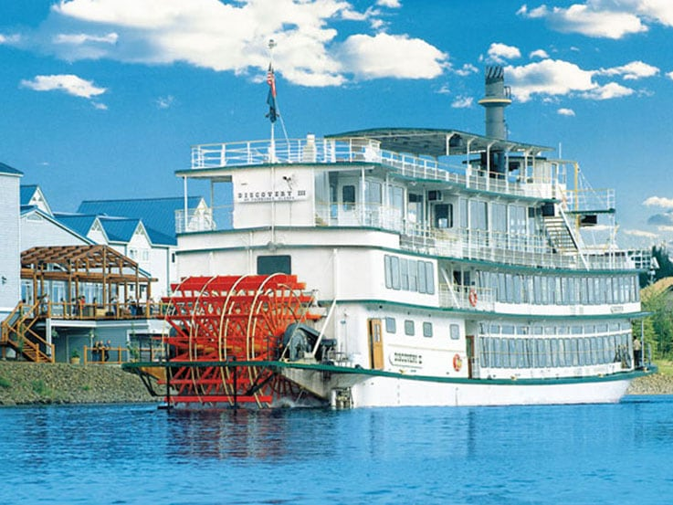 Sternwheeler Riverboat Cruise in Fairbanks, Alaska