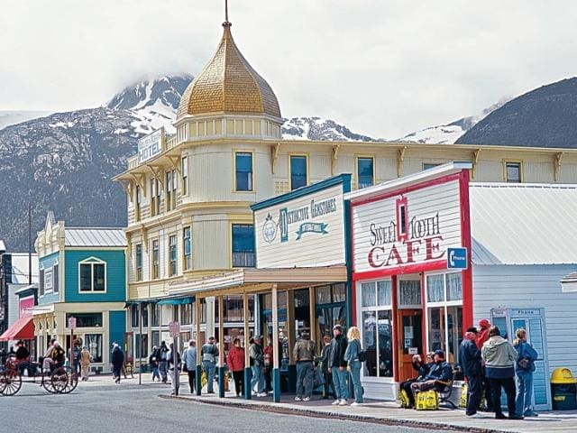 Learn more about Skagway's surprising history on your next Alaska vacation.