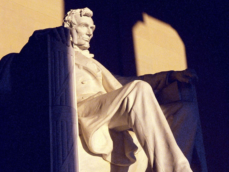 Lincoln Memorial in Washinton D.C.