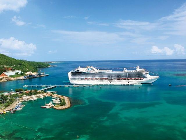 Caribbean Cruise Travel Articles Princess Cruises - Caribbean cruises