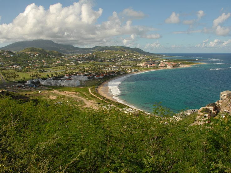 St. Kitts, Grand Cayman Islands