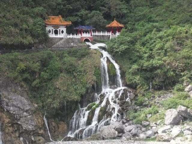 Taroko Gorge National Park is one stop you won't want to miss on your next trip to Taiwan.