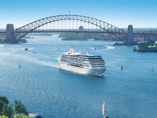 Hawaii cruise travel articles princess cruises for Around the world cruise ship