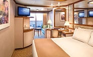 mini suite stateroom