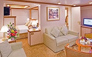 Grand Princess - Family Suite Stateroom