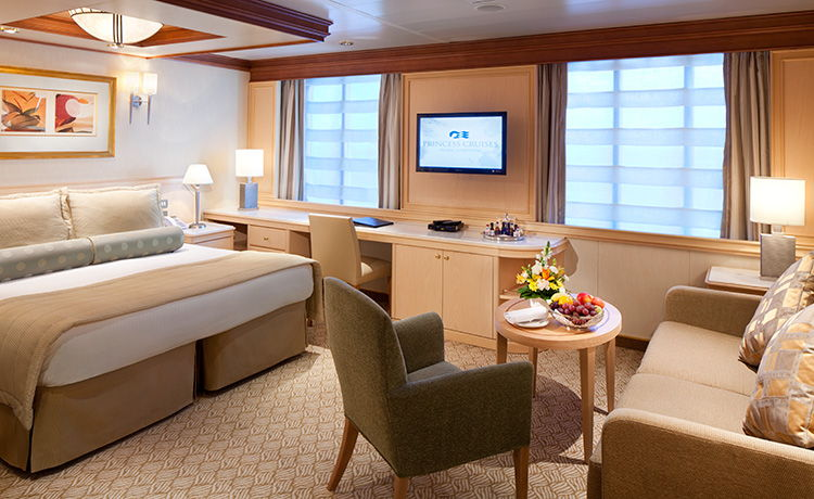 window suite stateroom