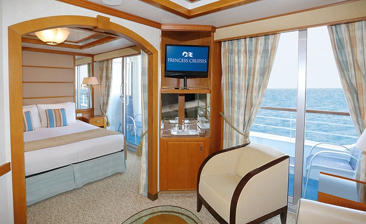 Mini-suite Stateroom