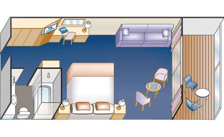mini suite diagram