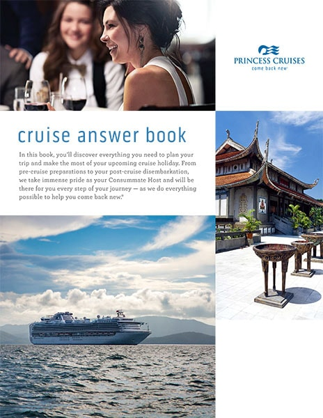 Princess Cruises Brochures