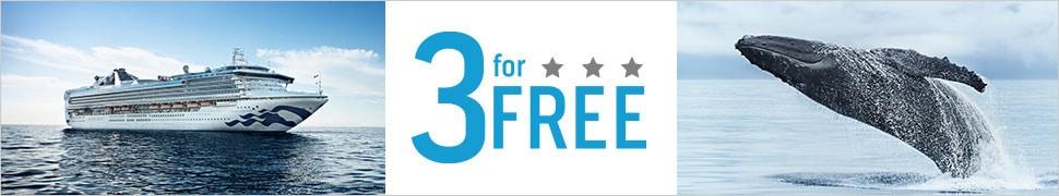 3 for free logo