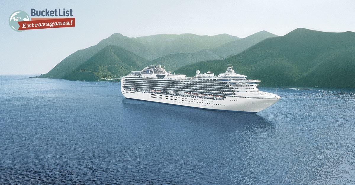 List Of Princess Cruise Ships Fitbudha Com