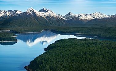 內灣航線(與冰河灣國家公園)