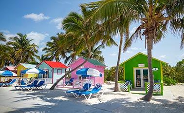 東加勒比海度假趣
