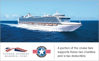 Cruising for a Cause: U.S. Veterans