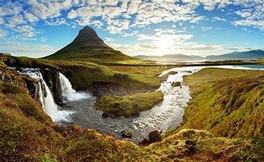冰島&挪威