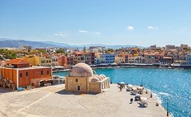 地中海&愛琴海