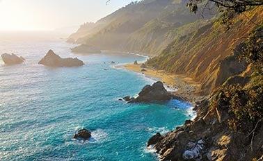 經典加州沿岸