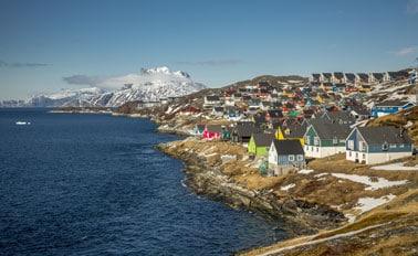 格陵蘭&加拿大