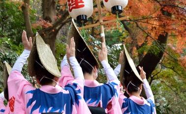 日本探險家之旅與熊野煙花