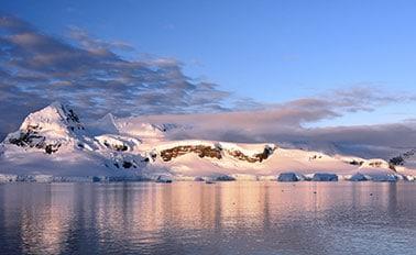 南極洲&合恩角