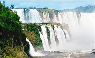 Iguazu Falls Adventure - Tour 6A