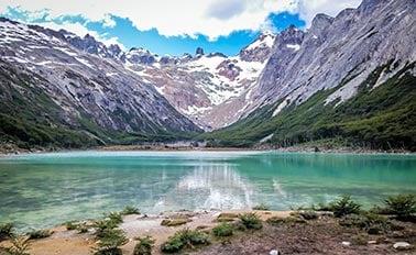南極洲,安地斯山脈&合恩角全覽冒險之旅