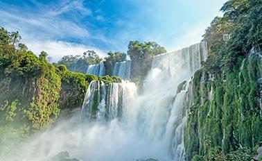 伊瓜蘇瀑布冒險之旅-行程1F
