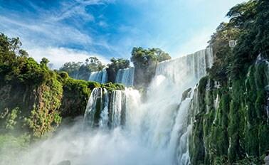 伊瓜蘇瀑布冒險之旅-行程1C