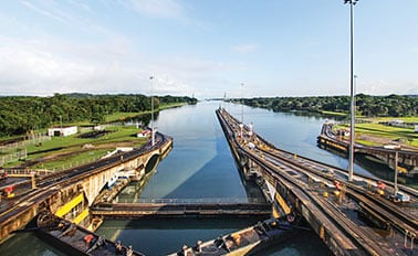 巴拿馬運河-海洋海洋
