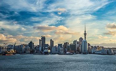 世界巡航分段-紐約到雪梨