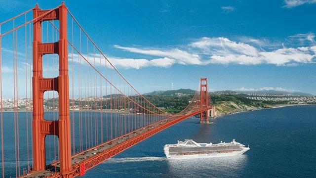 Visit San Francisco on a California Coastal Cruise - Princess Cruises