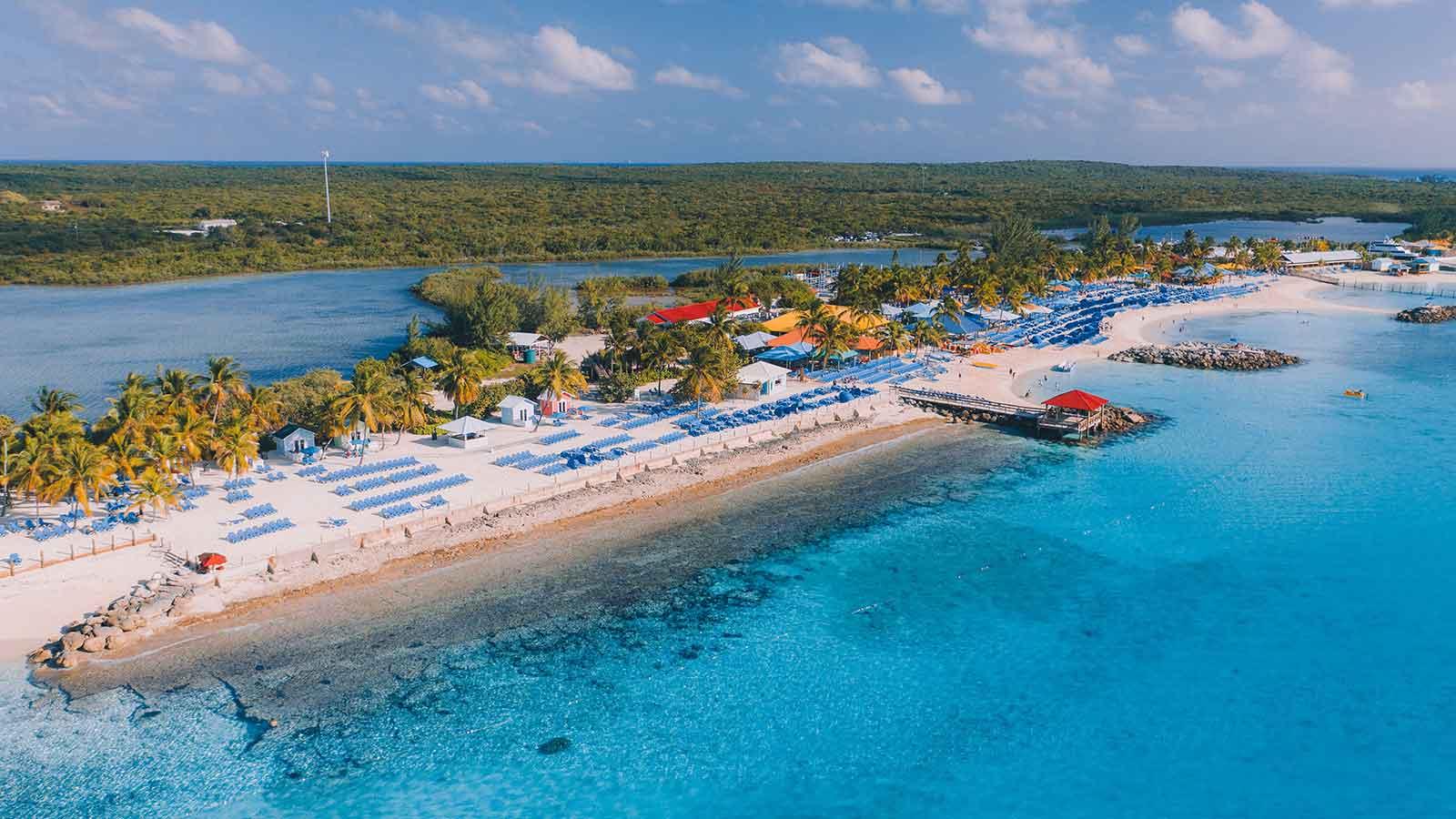 Princess Cays, Princess' Private Island Resort in the Bahamas