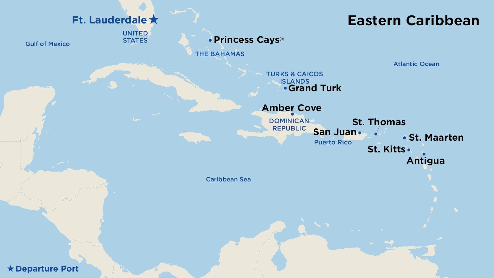 Caribbean Cruises | Caribbean Vacations | Carnival Cruise Line  |Caribbean Cruise Destinations