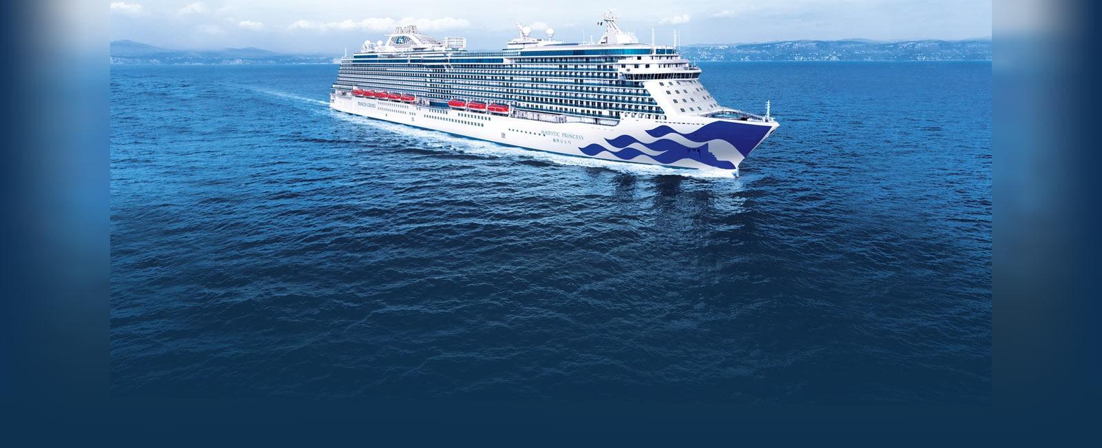 Company Information - Princess Cruises