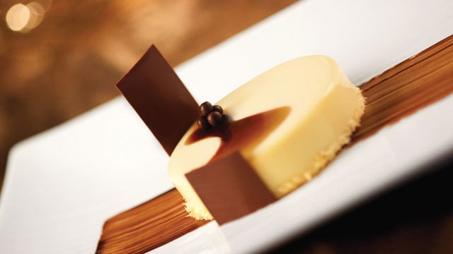 sinfully delicious Chocolate Journeys dessert