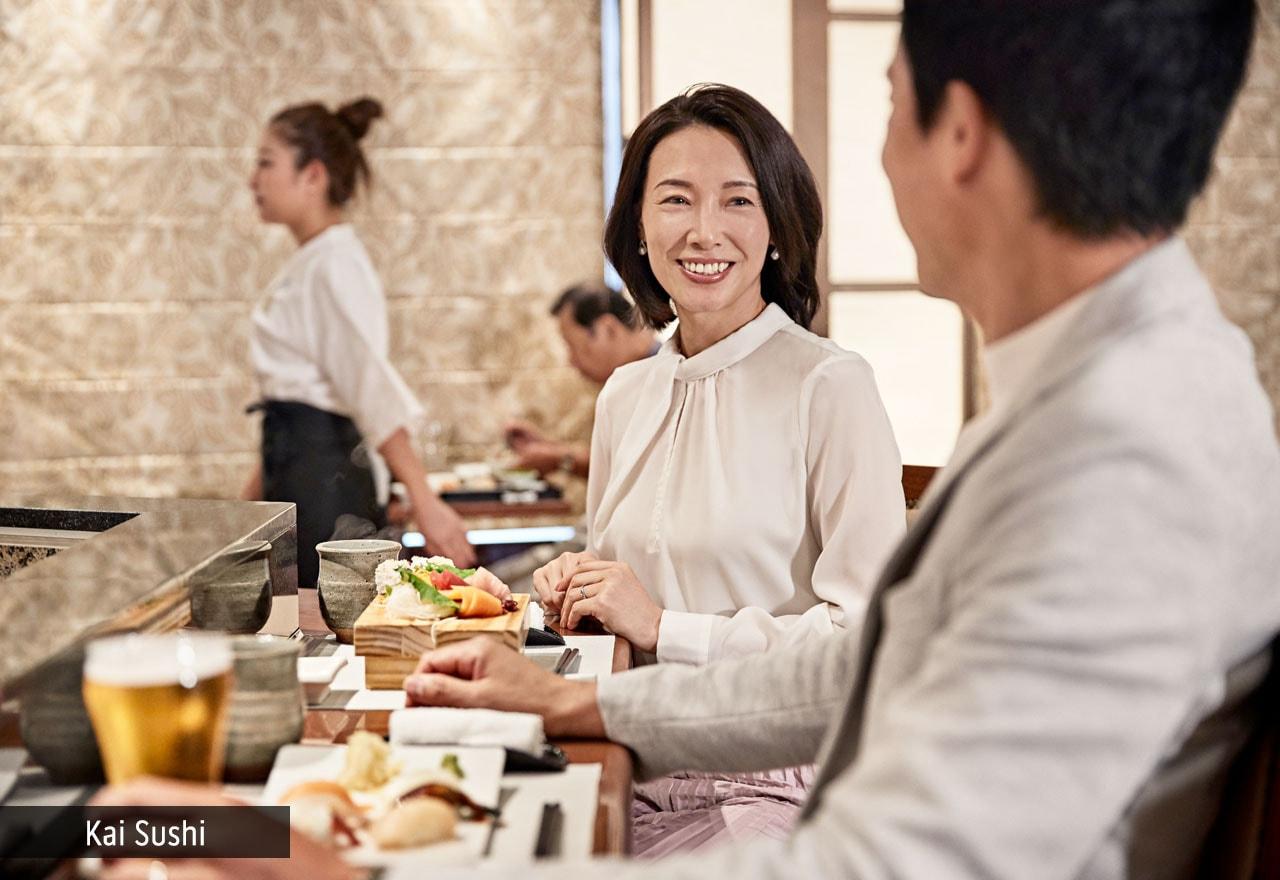 Kai Sushi Cafe Menu