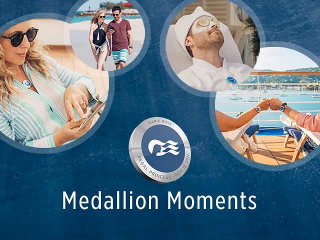 Medallion Moments - scenes from 2 of the Medallion Moments videos
