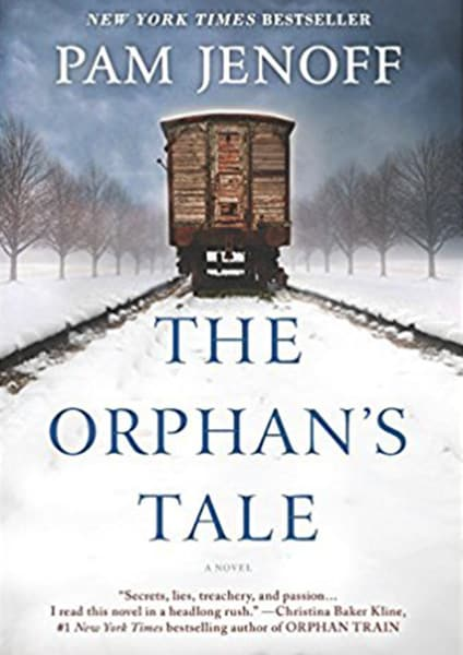 New York Times Bestseller Pam Jenoff the Orphan's tale a novel