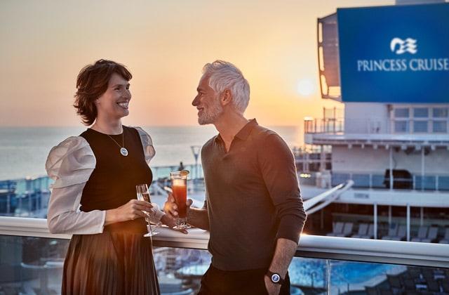 Princess Cruises' Set Sail Together Sweepstakes
